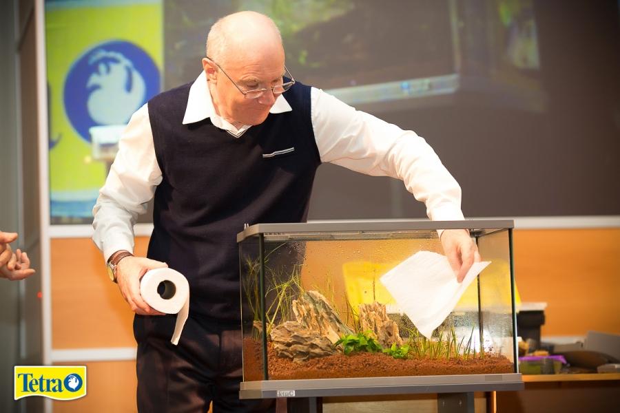ЕГЭ по аквариумистике - 2015 / ФОТО